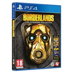 PS4 BORDERLANDS HANDSOME COLLECTION OCC - Jeux PS4 au prix de 17,95 €