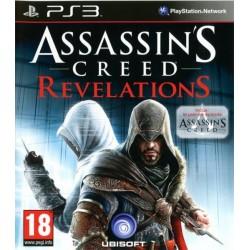 PS3 ASSASSIN S CREED REVELATIONS - Jeux PS3 au prix de 5,95€