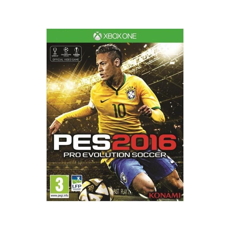 XONE PES 2016 OCC - Jeux Xbox One au prix de 4,95€