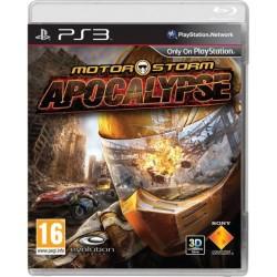 PS3 MOTORSTORM APOCALYPSE - Jeux PS3 au prix de 6,95€