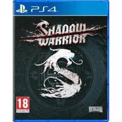 PS4 SHADOW WARRIOR OCC - Jeux PS4 au prix de 14,95€