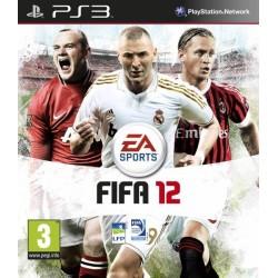 PS3 FIFA 12 - Jeux PS3 au prix de 2,95€