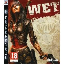 PS3 WET - Jeux PS3 au prix de 4,95€