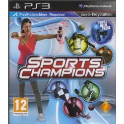 PS3 SPORTS CHAMPIONS - Jeux PS3 au prix de 5,95€