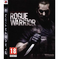 PS3 ROGUE WARRIOR - Jeux PS3 au prix de 4,95 €