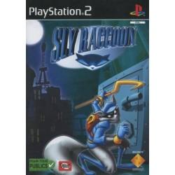 PS2 SLY RACOON - Jeux PS2 au prix de 24,95€
