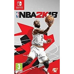 SWITCH NBA 2K18 OCC - Jeux Switch au prix de 9,95 €