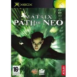 XB MATRIX PATH OF NEO - Jeux Xbox au prix de 4,95€
