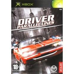 XB DRIVER PARALLEL LINES - Jeux Xbox au prix de 4,95€
