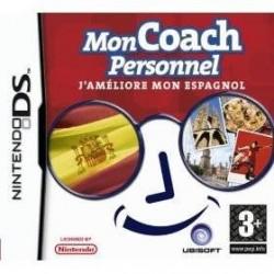 DS MON COACH PERSONNEL ESPAGNOL - Jeux DS au prix de 7,95€