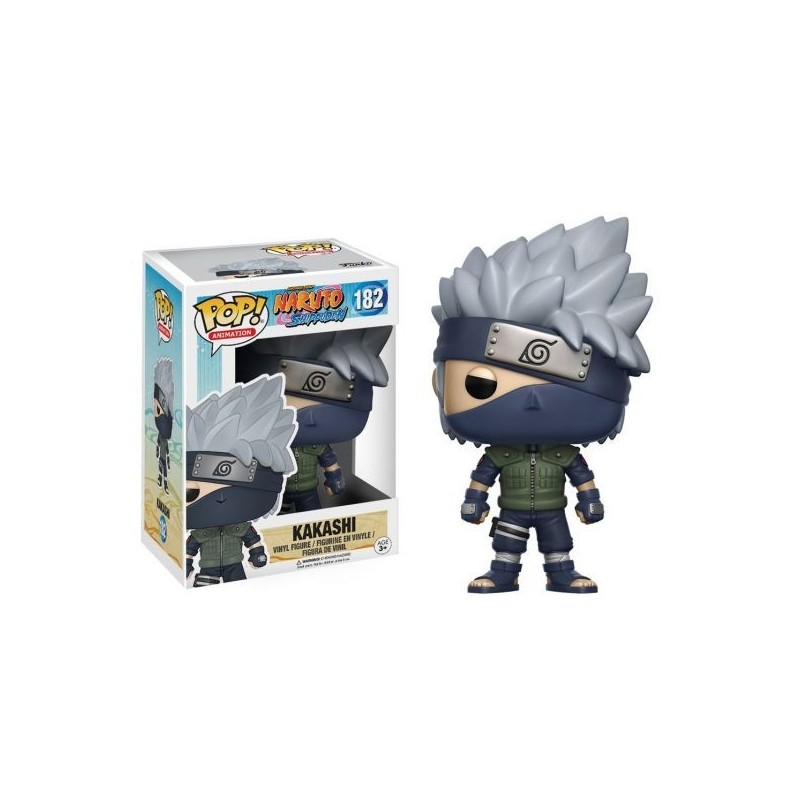 POP NARUTO 182 KAKASHI - Figurines POP au prix de 14,95 €