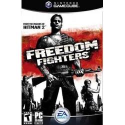 GC FREEDOM FIGHTERS - Jeux GameCube au prix de 6,95€