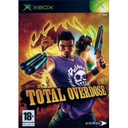 XB TOTAL OVERDOSE - Jeux Xbox au prix de 4,95€