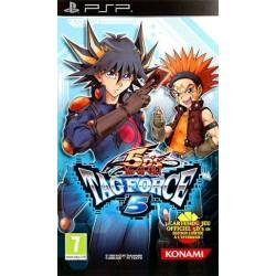 PSP YU GI OH 5DS TAG FORCE 5 - Jeux PSP au prix de 4,95€