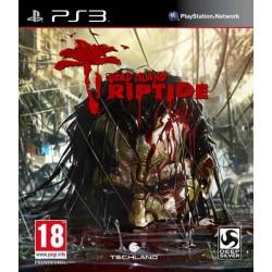 PS3 DEAD ISLAND RIPTIDE - Jeux PS3 au prix de 7,95€