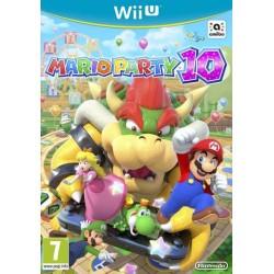 WIU MARIO PARTY 10 - Jeux Wii U au prix de 14,95€