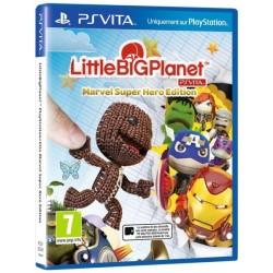PSV LITTLE BIG PLANET MARVEL SUPER HERO EDITION - Jeux PS Vita au prix de 12,95€