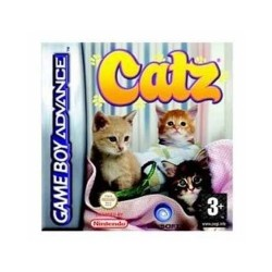 GA CATZ - Jeux Game Boy Advance au prix de 4,95€