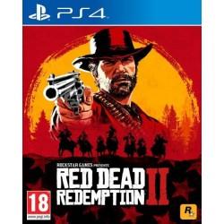 PS4 RED DEAD REDEMPTION 2 - Jeux PS4 au prix de 39,95€