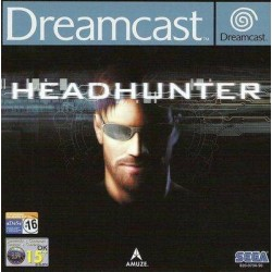 DC HEAD HUNTER - Jeux Dreamcast au prix de 14,95 €
