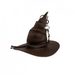 PORTE CLES HARRY POTTER CHOIXPEAU MAGIQUE SONORE 3D 6CM - Porte Clés au prix de 11,95€