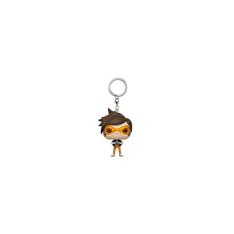 PORTE CLES POCKET POP OVERWATCH TRACER - Porte Clés au prix de 7,95€
