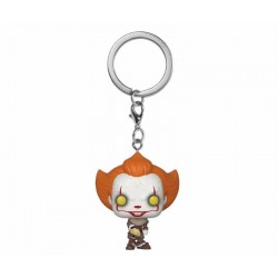 PORTE CLES POCKET POP PENNYWISE WITH BEAVER HAT - Porte Clés au prix de 7,95 €