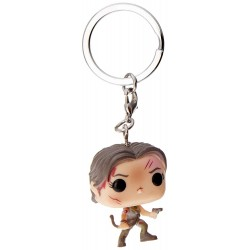 PORTE CLES POCKET POP TOMB RAIDER LARA CROFT - Porte Clés au prix de 7,95 €