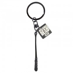 PORTE CLES THE WALKING DEAD BATTE NEGAN METAL 3D - Porte Clés au prix de 9,95 €