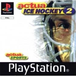 PSX ACTUA ICE HOCKEY 2 - Jeux PS1 au prix de 2,95€