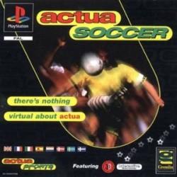 PSX ACTUA SOCCER - Jeux PS1 au prix de 2,95€
