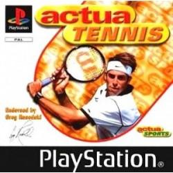 PSX ACTUA TENNIS - Jeux PS1 au prix de 2,95€