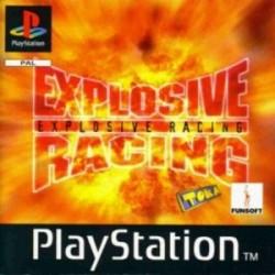 PSX EXPLOSIVE RACING - Jeux PS1 au prix de 4,95€