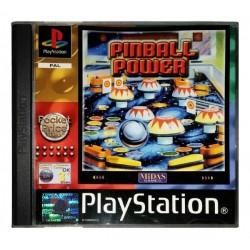 PSX PINBALL POWER - Jeux PS1 au prix de 1,95€