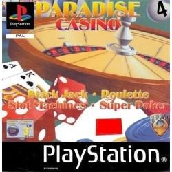 PSX PARADISE CASINO - Jeux PS1 au prix de 0,95€
