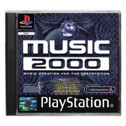 PSX MUSIC 2000 - Jeux PS1 au prix de 4,95€