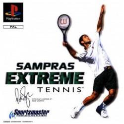PSX SAMPRAS EXTREME TENNIS - Jeux PS1 au prix de 3,95€