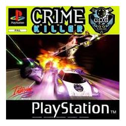 PSX CRIME KILLER - Jeux PS1 au prix de 4,95€