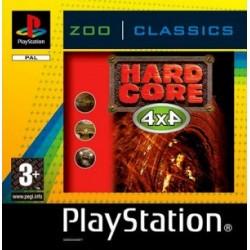 PSX HARDCORE 4X4 - Jeux PS1 au prix de 2,95€