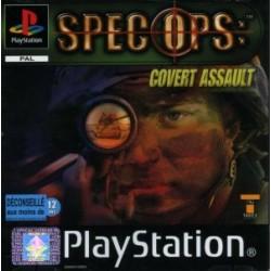PSX SPEC OPS COVERT ASSAULT - Jeux PS1 au prix de 2,95€