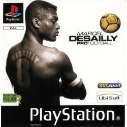 PSX MARCEL DESSAILY PRO FOOTBALL - Jeux PS1 au prix de 1,95€