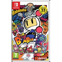 SWITCH BOMBERMAN OCC - Jeux Switch au prix de 24,95 €