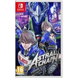 SWITCH ASTRAL CHAIN - Jeux Switch au prix de 54,95 €