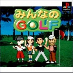 PSX EVERYBODY S GOLF (IMPORT JAP) - Jeux PS1 au prix de 4,95€