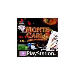 PSX MONTE CARLO GAMES COMPENDIUM - Jeux PS1 au prix de 3,95€