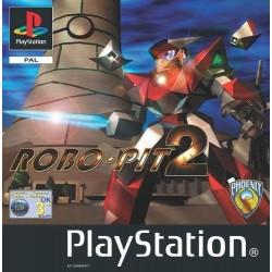 PSX ROBO PIT 2 - Jeux PS1 au prix de 4,95€