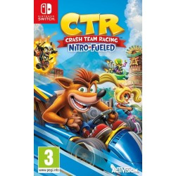 SWITCH CRASH TEAM RACING - Jeux Switch au prix de 39,95 €