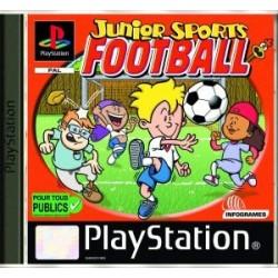 PSX JUNIOR SPORTS FOOTBALL - Jeux PS1 au prix de 6,95€