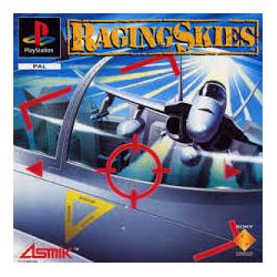 PSX RAGING SKIES - Jeux PS1 au prix de 4,95€