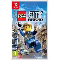 SWITCH LEGO CITY UNDERCOVER - Jeux Switch au prix de 39,95€